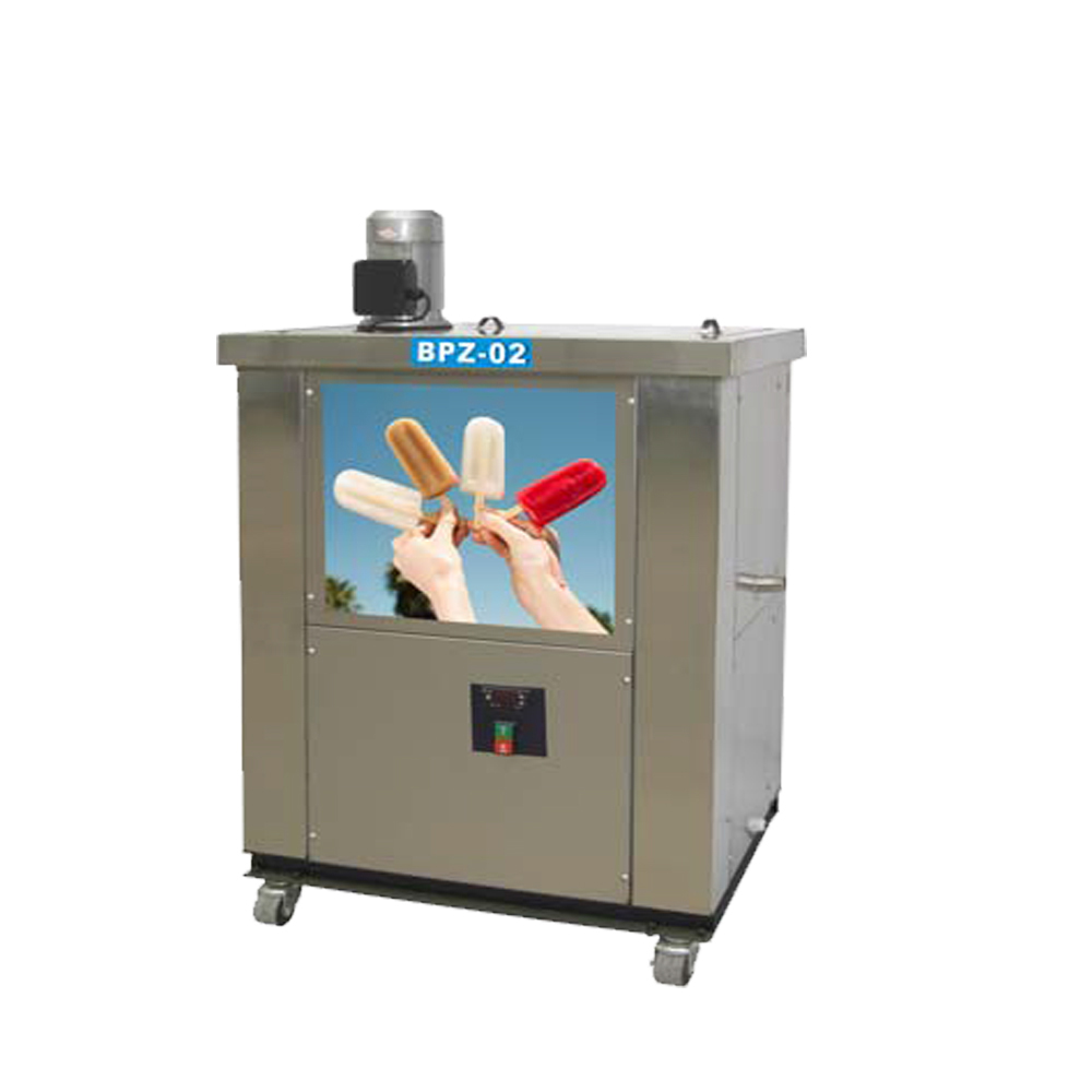 8000pcs/day China Manufacturer Small Ice Lolly Machine