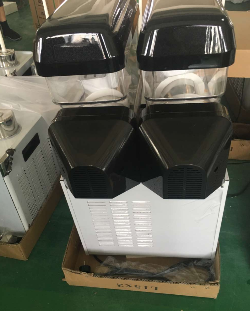 High Productivity And Low Consumption Used Cheap Frozen Slush Machine
