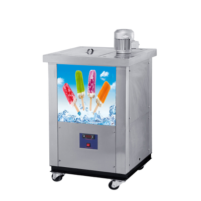 1 Mold Automatic Industrial 3000pc/day Popsicle Making Machine