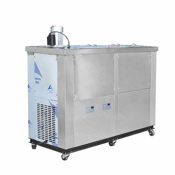 High quality commercial ice popsicle machine ice lollies machine 8 mold for sale