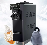 New Type Single Flavor Soft Ice Cream Making Machine Ice Cream Vending Machine For Sale