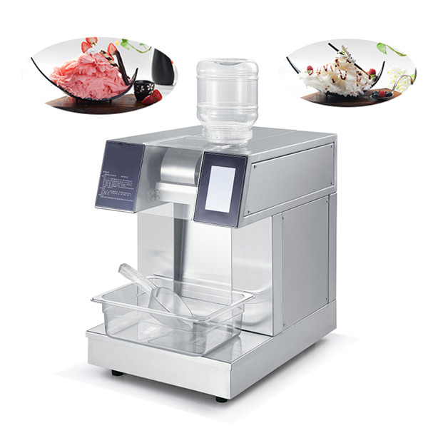 Automatic Milk Snow Ice Machine Bingsu Machine For Sale
