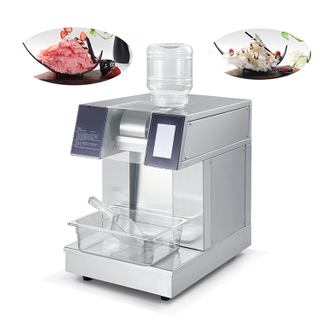 CE Approval Korea Milk Snow Ice Machine Made in China