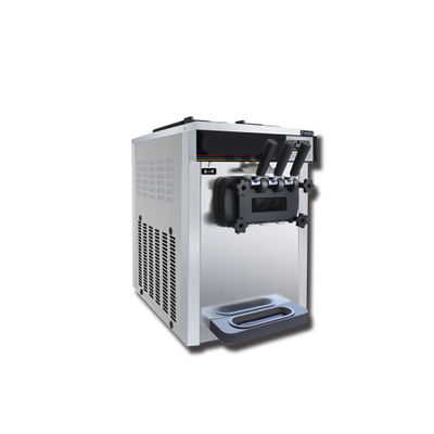 Factory Prices Cheap 2+1 Mixed Flavors Soft Ice Cream Machine