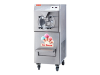Hard ice cream machine 01