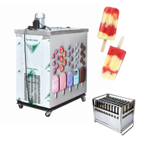 Hot Selling Automatic Manufacturer Speediness Popsicle Machine