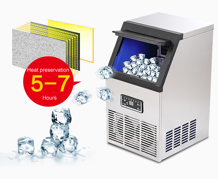 New Beer Bar Wine Drinks Direct Ordered Countertop Ice Maker