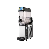 Stainless Steel Single Tank 12L Smoothie Slush Machine