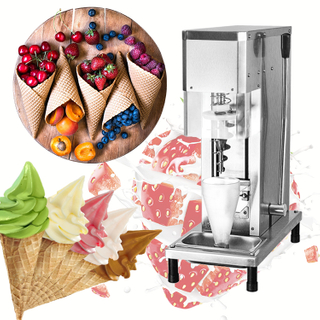 2019 Hot Sale Frozen Real Fruit Ice Cream Machine