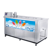 ice cream machine Commercial popsicle machine for make ice cream with pre-cooling system